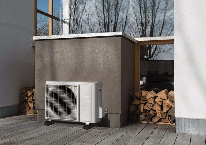 varmepumpe håndværkerfradrag Hasle Aarhus